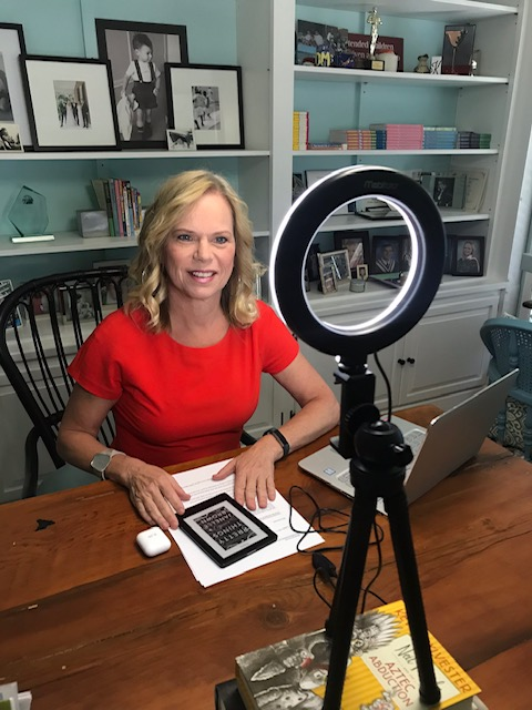Out Of The Studio And Into The Kitchen: Tips For Television Interviews From Home